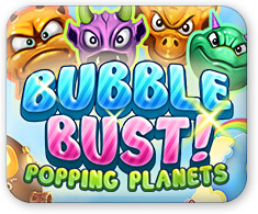 Bubble Bust! - Popping Planets
